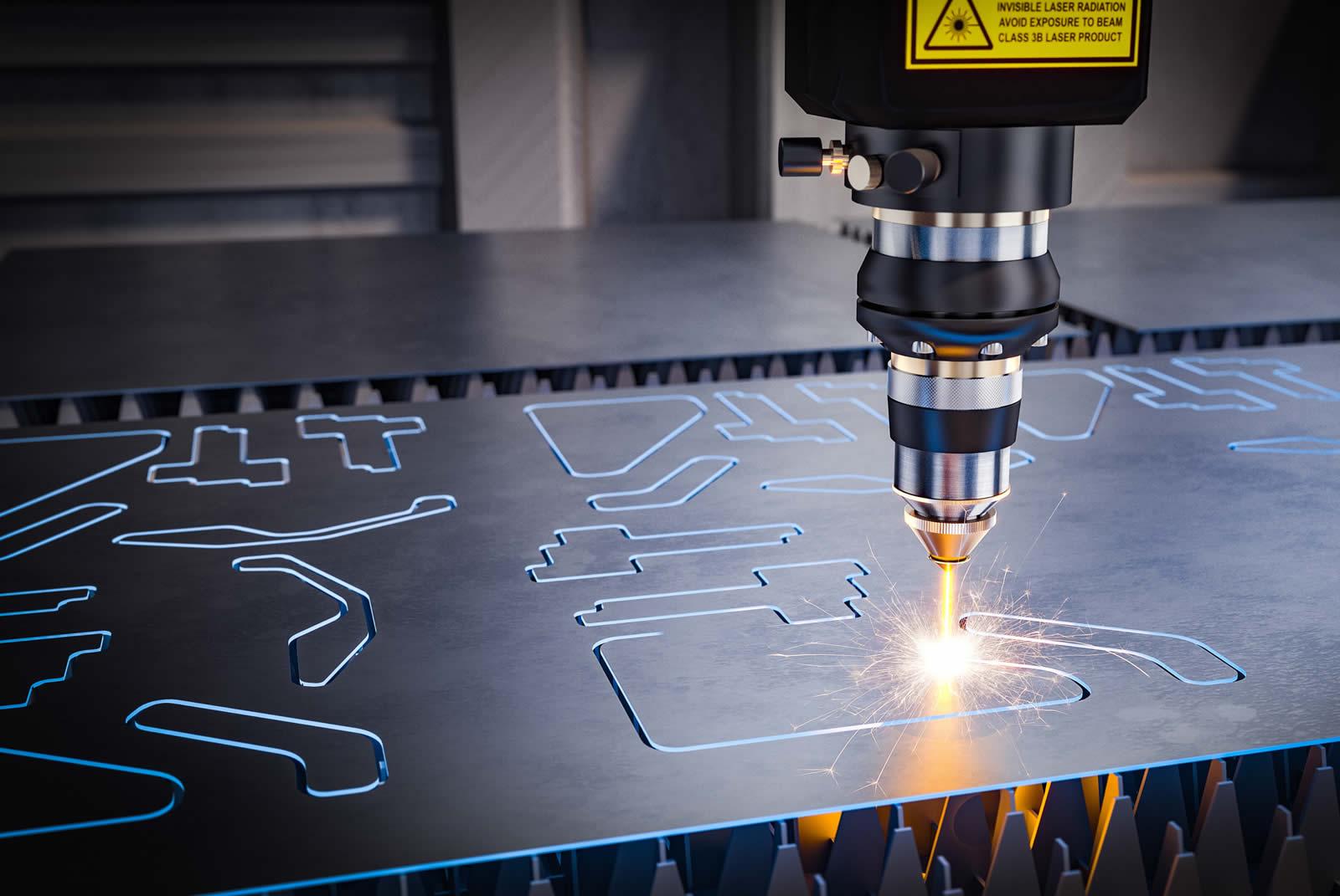 lavorazione pannelli laser