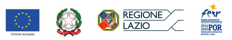progetto cofinanziato Fers Por Regione Lazio